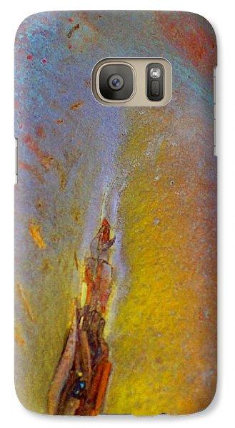 Galaxy Case featuring the digital art Transform by Richard Laeton