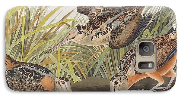 American Woodcock Galaxy S7 Case by John James Audubon