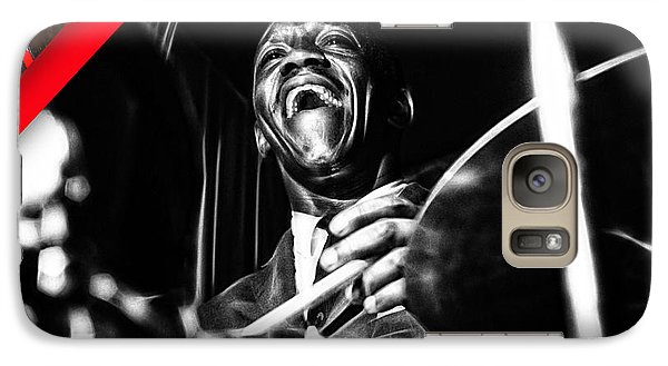 Art Blakey Collection Galaxy Case by Marvin Blaine