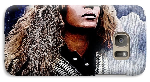 Beyonce  Galaxy S7 Case by The DigArtisT