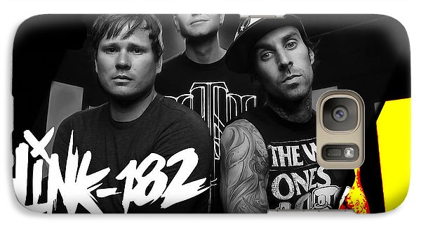 Blink 182 Collection Galaxy Case by Marvin Blaine