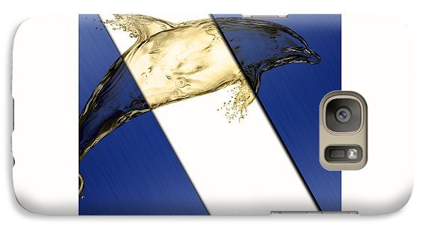 Dolphin Collection Galaxy Case by Marvin Blaine
