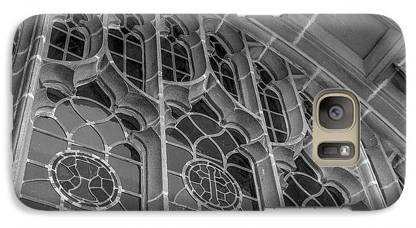 Georgetown University Healy Hall Galaxy Case by University Icons