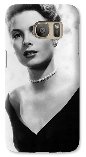 Grace Kelly Galaxy Case by American School