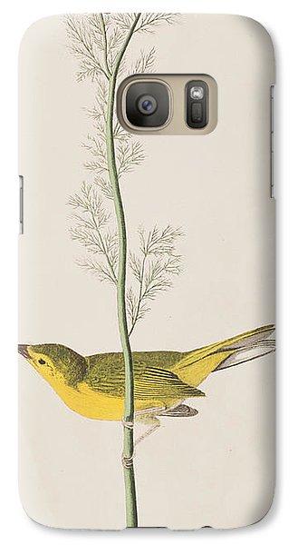 Hooded Warbler Galaxy Case by John James Audubon