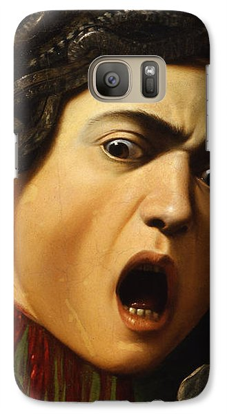 Medusa Galaxy S7 Case by Caravaggio