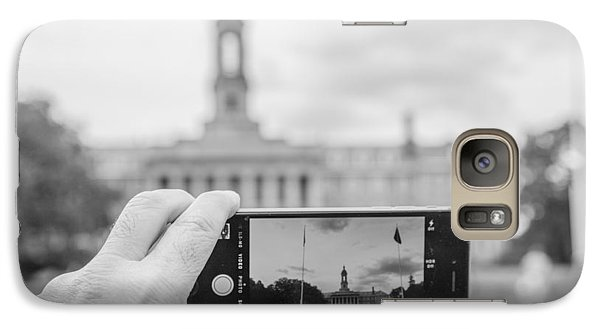 Old Main Penn State  Galaxy S7 Case by John McGraw