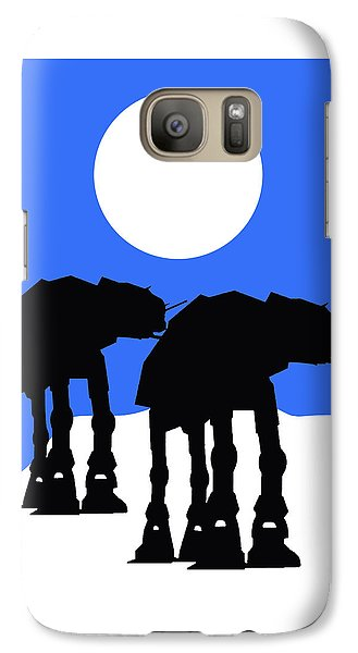 Star Wars At-at Collection Galaxy Case by Marvin Blaine