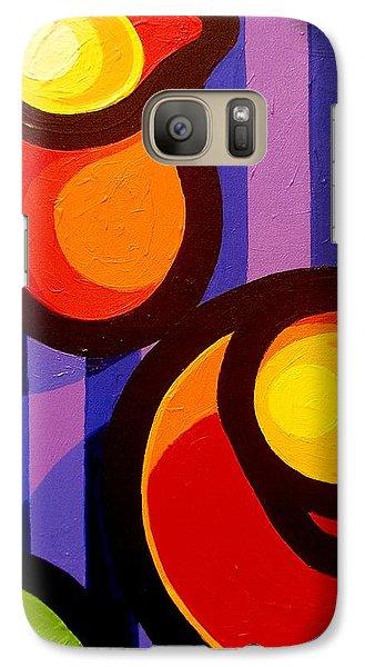Tea And Apples Galaxy S7 Case by John  Nolan