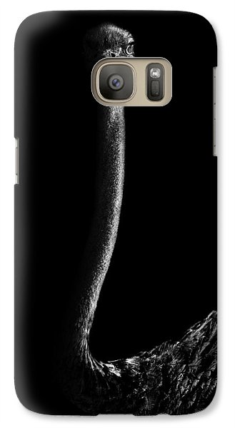 The Face Off Galaxy Case by Paul Neville