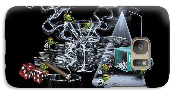 The Heist Galaxy Case by Michael Godard