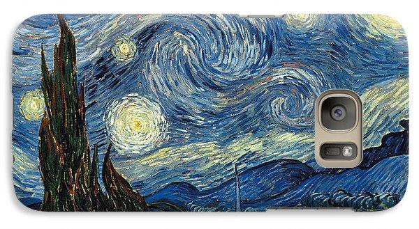 Van Gogh Starry Night Galaxy Case by Granger