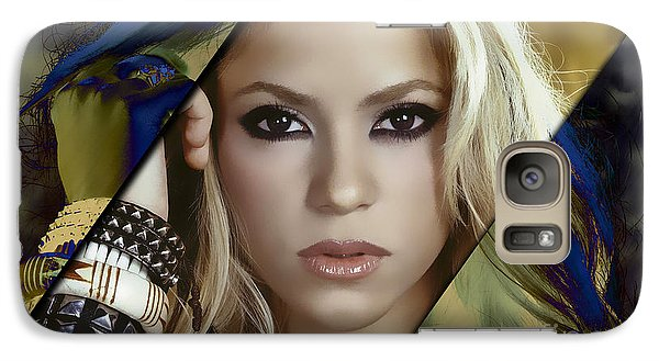 Shakira Collection Galaxy Case by Marvin Blaine