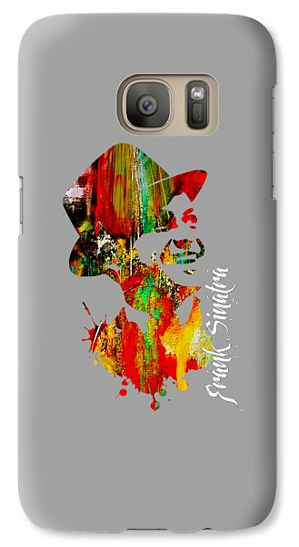 Frank Sinatra Collection Galaxy Case by Marvin Blaine