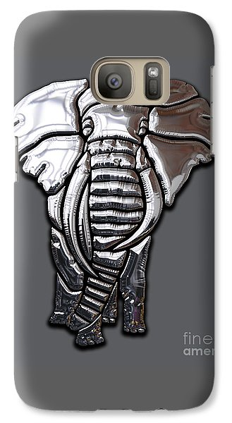 Elephant Collection Galaxy Case by Marvin Blaine