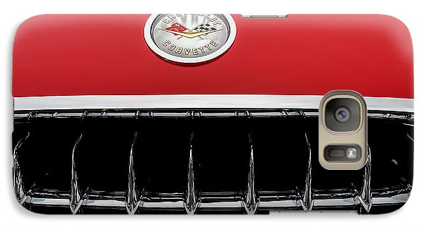Galaxy Case featuring the photograph 1959 Corvette by M G Whittingham