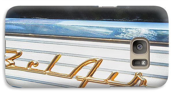 1957 Chevrolet Bel Air Galaxy S7 Case by Theresa Tahara