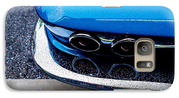 Galaxy Case featuring the photograph 1965 Corvette Sting Ray by M G Whittingham