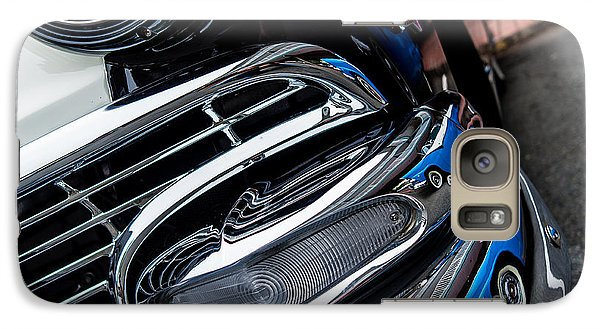 Galaxy Case featuring the photograph 1958 Ford Crown Victoria Reflection 2 by M G Whittingham