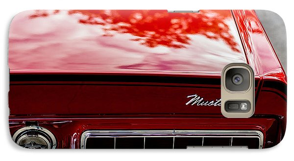 Galaxy Case featuring the photograph 1967 Mustang by M G Whittingham