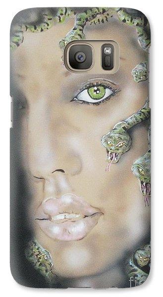 1st Medusa Galaxy S7 Case by John Sodja