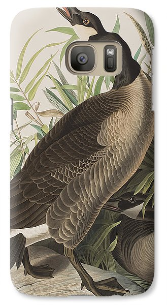 Canada Goose Galaxy S7 Case by John James Audubon