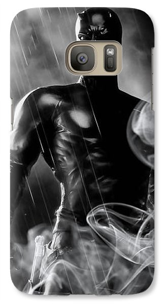 Daredevil Collection Galaxy Case by Marvin Blaine