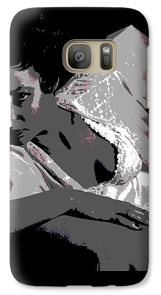Dorothy Jean Dandridge Galaxy Case by Charles Shoup