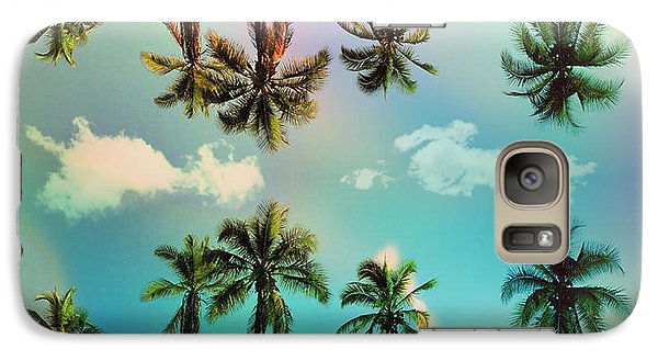 Florida Galaxy S7 Case by Mark Ashkenazi