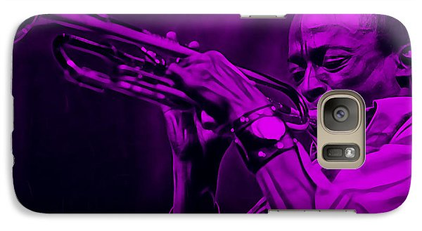 Miles Davis Collection Galaxy Case by Marvin Blaine