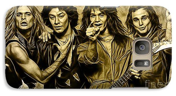 Van Halen Collection Galaxy Case by Marvin Blaine