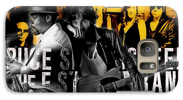 Bruce Springsteen Collection Galaxy Case by Marvin Blaine