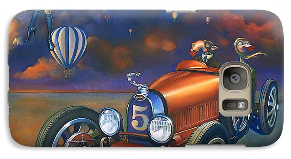 A Selfish Pair Of Jeans Galaxy Case by Patrick Anthony Pierson