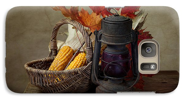 Autumn Galaxy Case by Nailia Schwarz