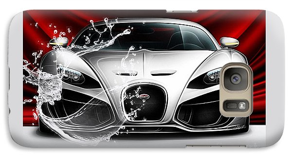 Bugatti Collection Galaxy Case by Marvin Blaine