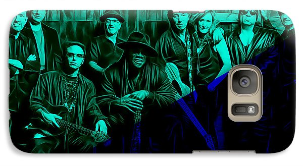E Street Band Collection Galaxy Case by Marvin Blaine