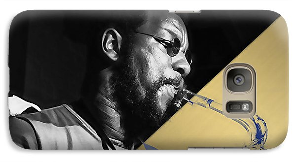 Ornette Coleman Collection Galaxy Case by Marvin Blaine