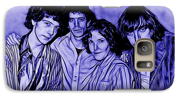 The Velvet Underground Collection Galaxy Case by Marvin Blaine