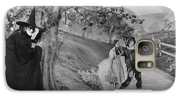 Wizard Of Oz, 1939 Galaxy S7 Case by Granger