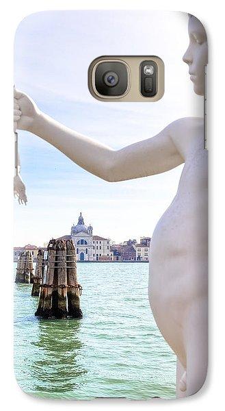 Venezia Galaxy Case by Joana Kruse