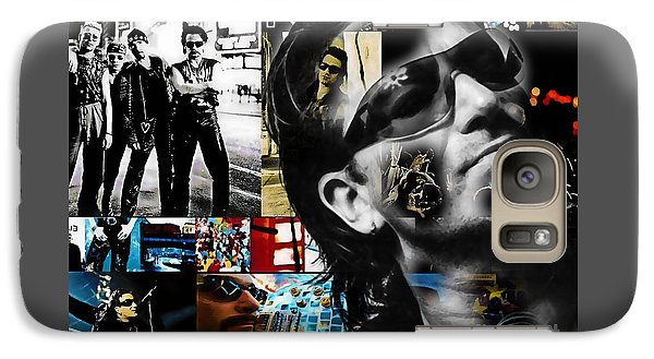 Bono Collection Galaxy Case by Marvin Blaine