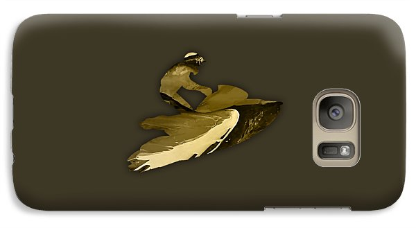 Jet Ski Collection Galaxy Case by Marvin Blaine