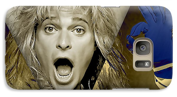 David Lee Roth Collection Galaxy Case by Marvin Blaine