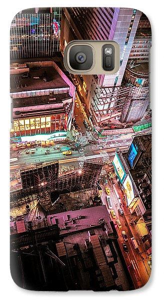 New York City Galaxy Case by Vivienne Gucwa
