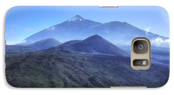 Tenerife - Mount Teide Galaxy S7 Case by Joana Kruse