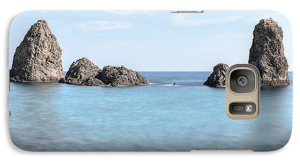 Aci Trezza - Sicily Galaxy S7 Case by Joana Kruse