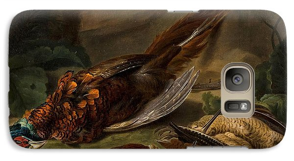 A Dead Pheasant Galaxy S7 Case by MotionAge Designs
