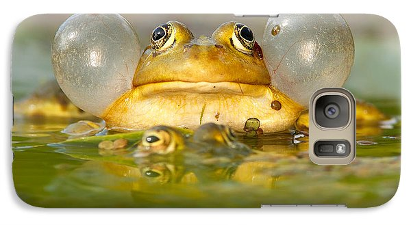 A Frog's Life Galaxy S7 Case by Roeselien Raimond