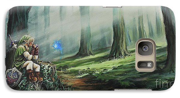 A Song For Navi Galaxy S7 Case by Joe Mandrick