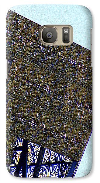 African American History And Culture 4 Galaxy S7 Case by Randall Weidner